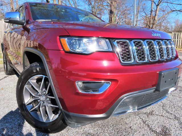 2017 Jeep Grand Cherokee Limited 4WD Alexandria VA