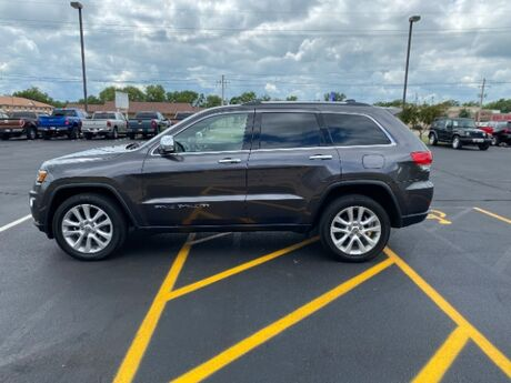 2017 Jeep Grand Cherokee Limited 4WD Jacksonville IL