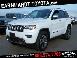 2017_Jeep_Grand Cherokee_Limited 4WD *Looks Great!*_ Phoenix AZ
