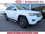 2017 Jeep Grand Cherokee Limited 4WD SUV,