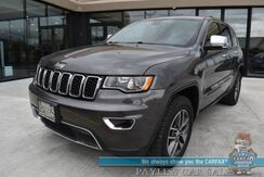 2017_Jeep_Grand Cherokee_Limited / 4X4 / Front & Rear Heated Leather Seats / Heated Steering Wheel / Navigation / Auto Start / Bluetooth / Back Up Camera / Power Liftgate / Keyless Entry & Start / 1-Owner_ Anchorage AK