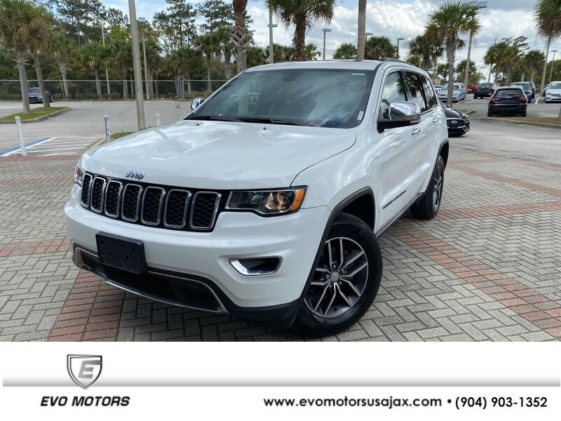 2017 Jeep Grand Cherokee Limited 4X4 W/ SUNROOF. NAVIGATION Jacksonville FL
