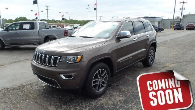 2017 Jeep Grand Cherokee Limited 4x2 Topeka KS