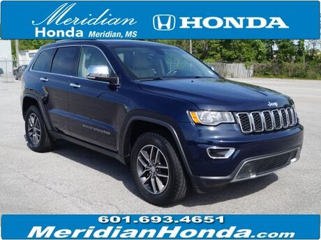 2017 Jeep Grand Cherokee Limited 4x2 Meridian MS