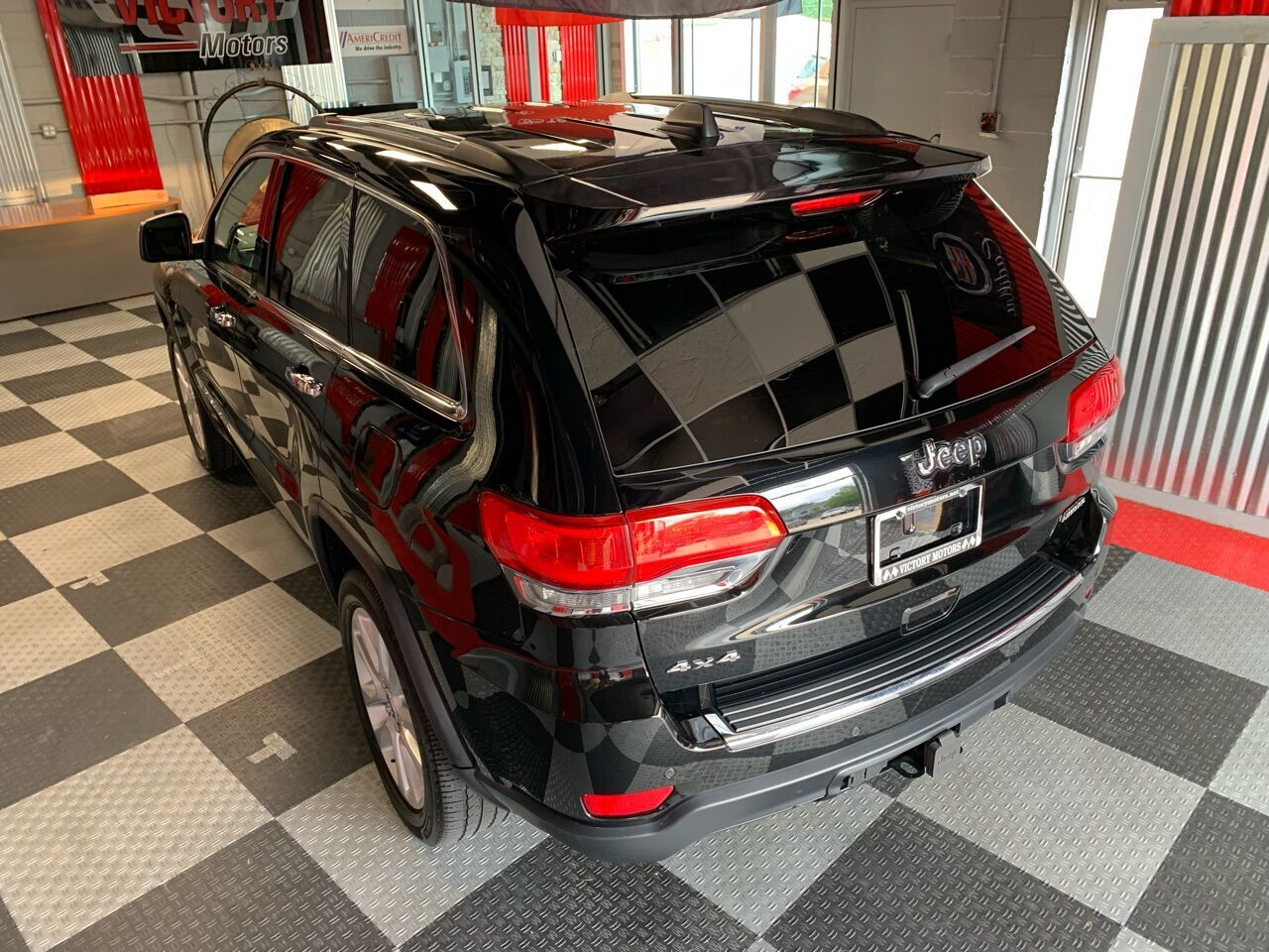 2017 Jeep Grand Cherokee Limited 4x4 4dr SUV Royal Oak MI