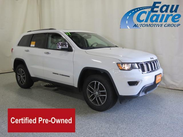 2017 Jeep Grand Cherokee Limited 4x4 Altoona WI