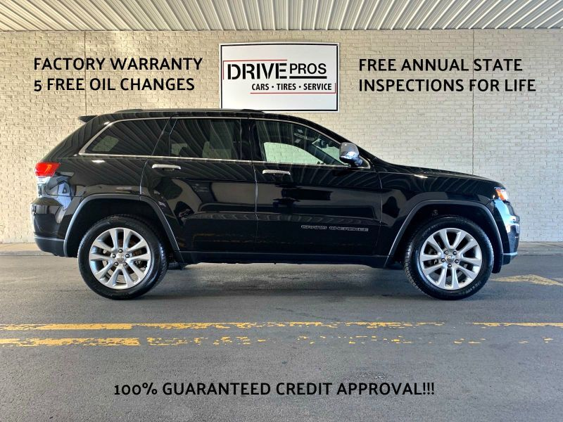 2017 Jeep Grand Cherokee Limited 4x4 Charles Town WV
