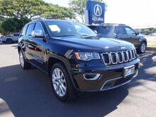 2017_Jeep_Grand Cherokee_Limited 4x4_ Kahului HI