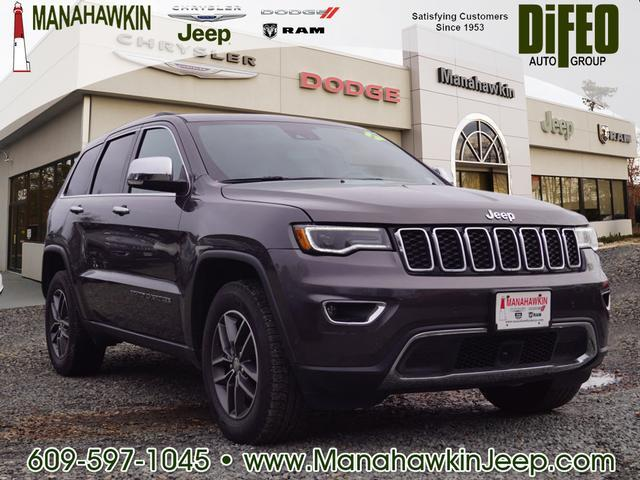 2017 Jeep Grand Cherokee Limited 4x4 Manahawkin NJ