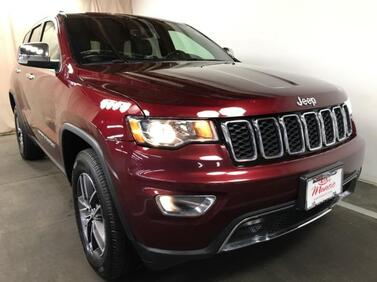 2017_Jeep_Grand Cherokee_Limited 4x4_ Muncie IN