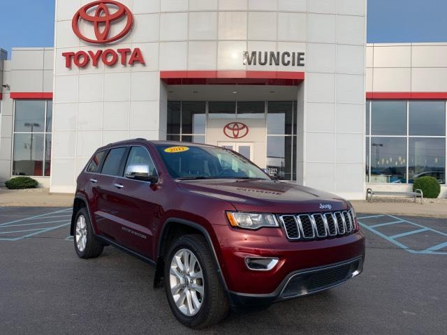 2017 Jeep Grand Cherokee Limited 4x4 Muncie IN