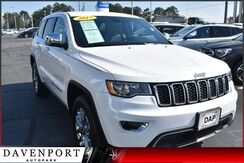 2017_Jeep_Grand Cherokee_Limited 4x4_ Rocky Mount NC