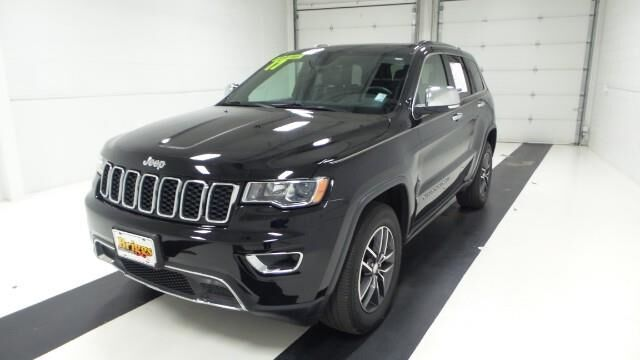 2017 Jeep Grand Cherokee Limited 4x4 Topeka KS