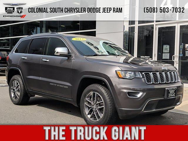 2017 Jeep Grand Cherokee Limited 4x4 Dartmouth MA