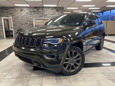 2017_Jeep_Grand Cherokee_Limited 75th Anniversary Edition_ Worcester MA