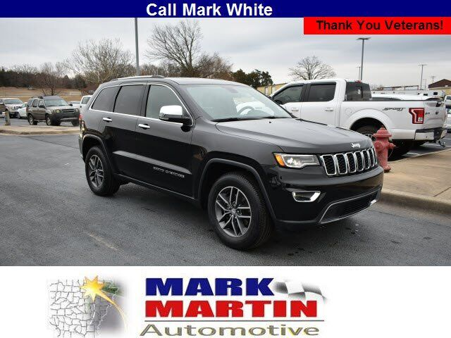2017 Jeep Grand Cherokee Limited Batesville AR
