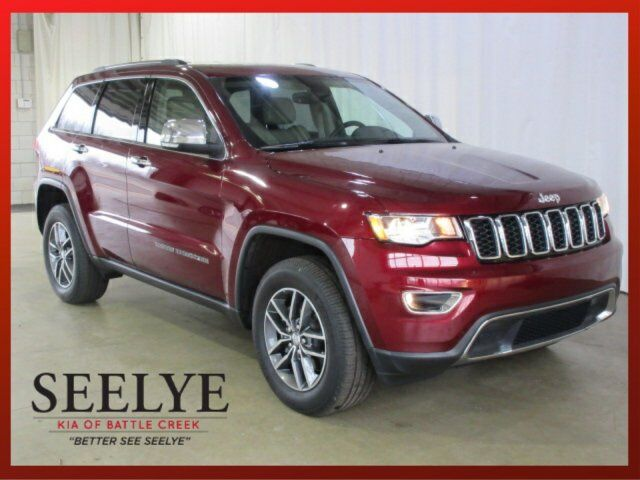 2017 Jeep Grand Cherokee Limited Battle Creek MI