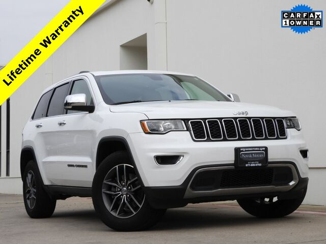 2017 Jeep Grand Cherokee Limited Bedford TX