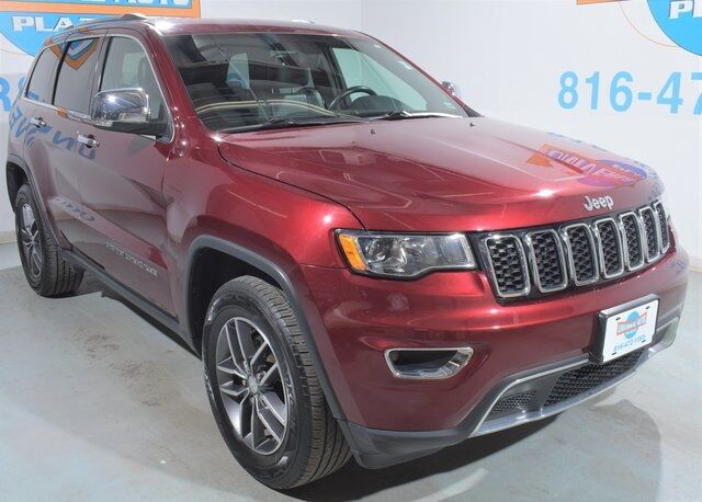 2017 Jeep Grand Cherokee Limited Blue Springs MO