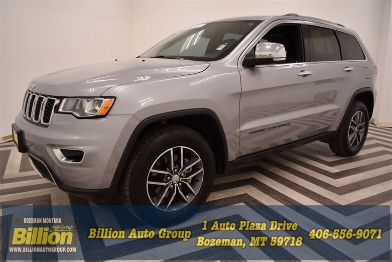 2017 Jeep Grand Cherokee Limited Bozeman MT