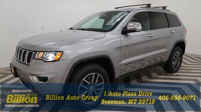 2017 Jeep Grand Cherokee Limited Bozeman MT