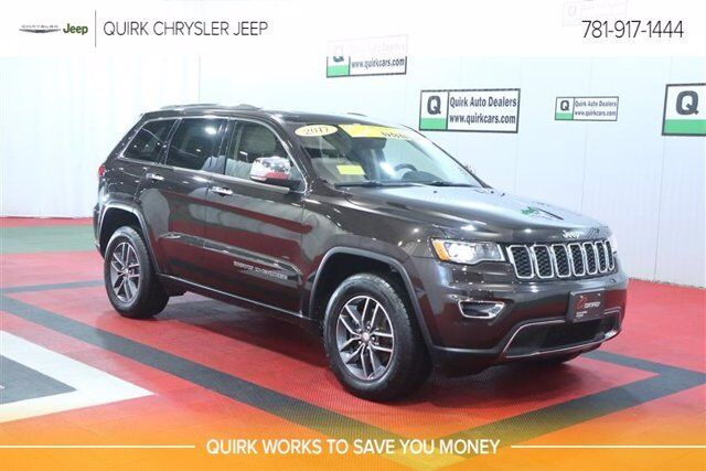 2017 Jeep Grand Cherokee Limited Braintree MA