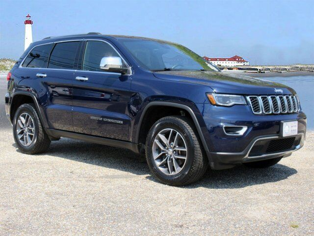 2017 Jeep Grand Cherokee Limited South Jersey NJ