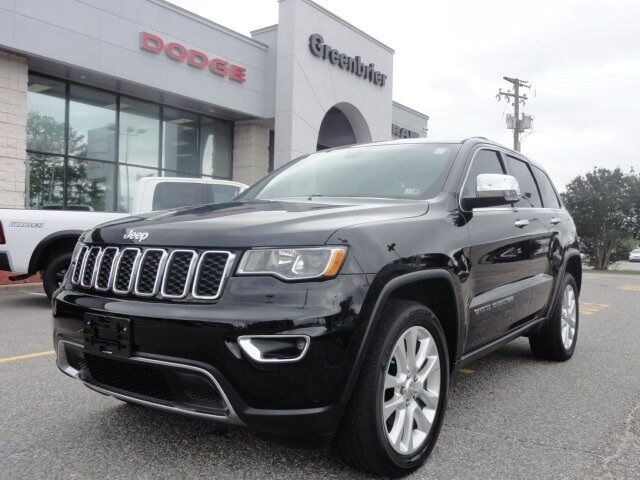2017 Jeep Grand Cherokee Limited Chesapeake VA