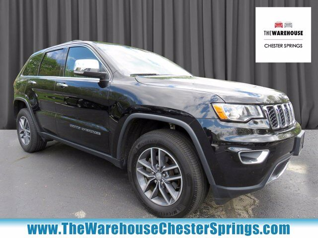 2017 Jeep Grand Cherokee Limited Chester Springs PA