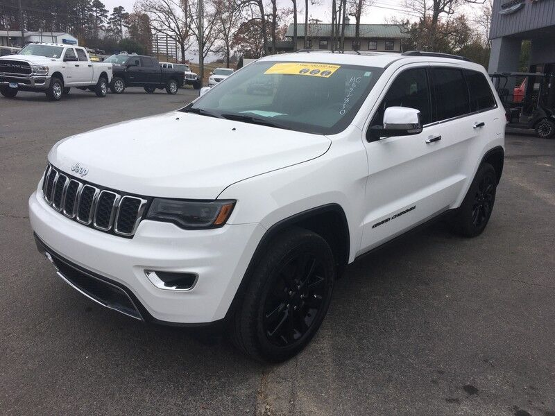 2017 Jeep Grand Cherokee Limited Clinton AR