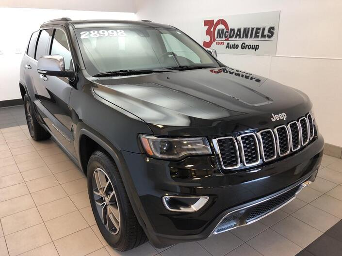2017 Jeep Grand Cherokee Limited Columbia SC