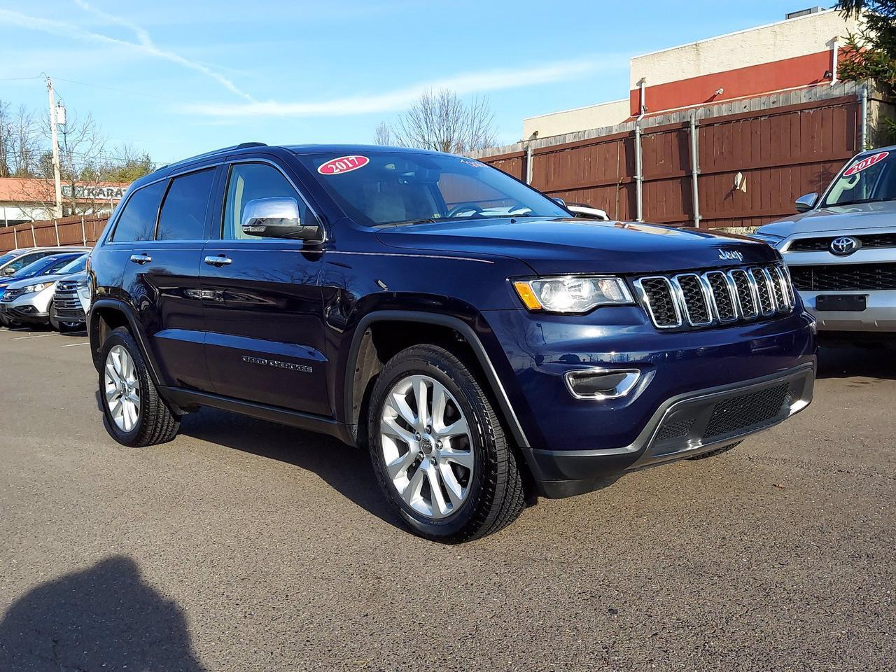 2017 Jeep Grand Cherokee Limited Conshohocken PA
