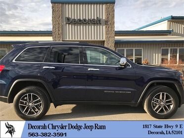 2017_Jeep_Grand Cherokee_Limited_ Decorah IA