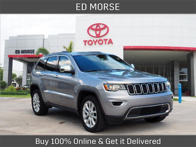 2017 Jeep Grand Cherokee Limited Delray Beach FL