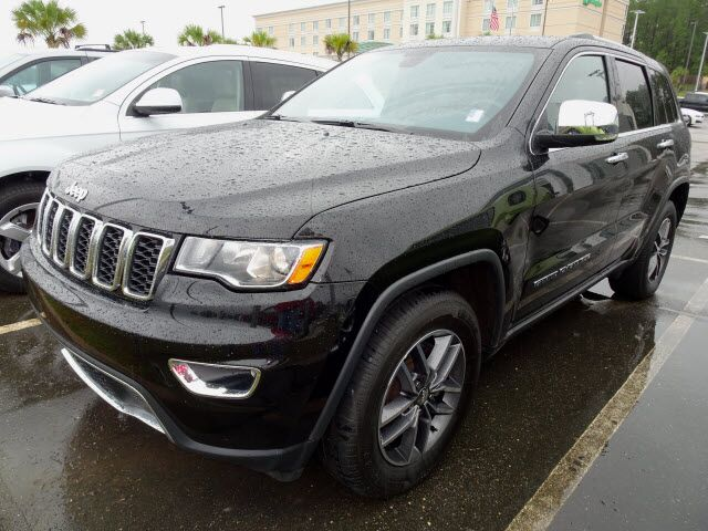 2017 Jeep Grand Cherokee Limited Dothan AL