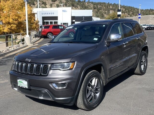 2017 Jeep Grand Cherokee Limited Durango CO