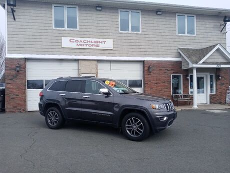2017 Jeep Grand Cherokee Limited East Windsor CT