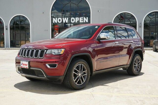 2017 Jeep Grand Cherokee Limited McAllen TX