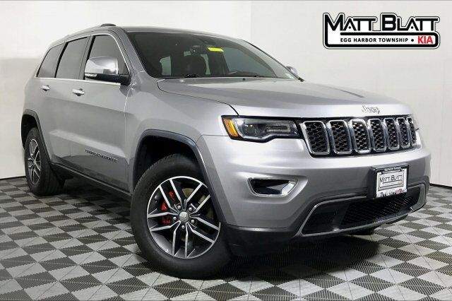 2017 Jeep Grand Cherokee Limited Egg Harbor Township NJ