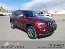 2017_Jeep_Grand Cherokee_Limited_ Elko NV