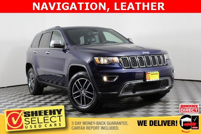 2017 Jeep Grand Cherokee Limited Manassas VA