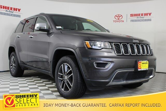 2017 Jeep Grand Cherokee Limited Fredericksburg VA