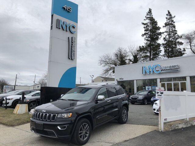 2017 Jeep Grand Cherokee Limited Freeport NY