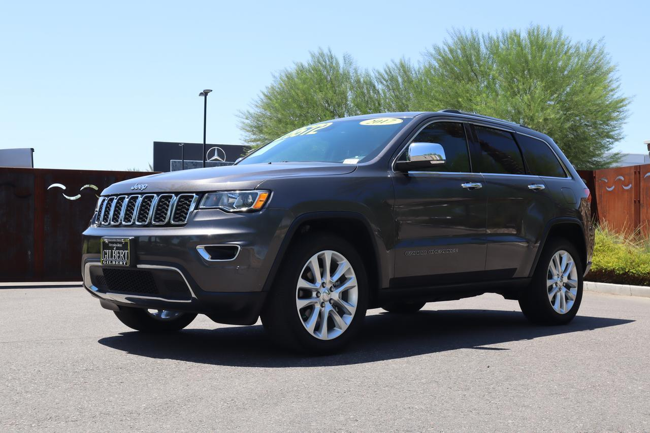 2017 Jeep Grand Cherokee Limited Gilbert AZ