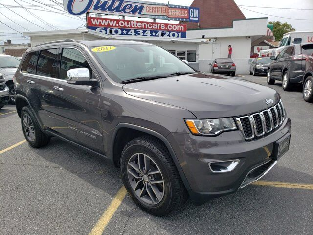 2017 Jeep Grand Cherokee Limited Allentown PA