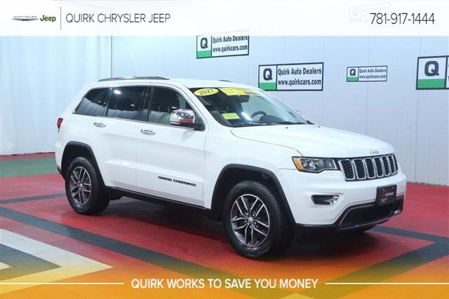 2017 Jeep Grand Cherokee Limited IN-TRANSIT Braintree MA