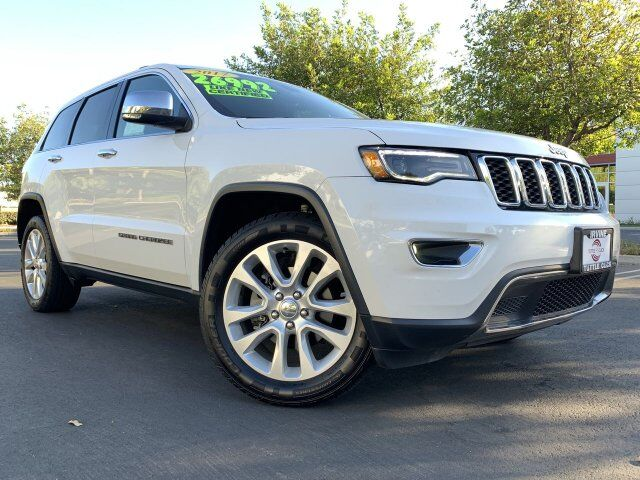 2017 Jeep Grand Cherokee Limited Irvine CA