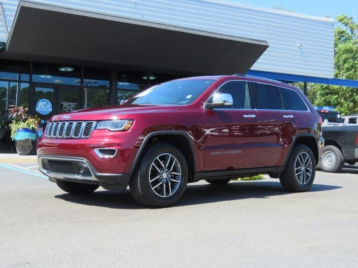 2017 Jeep Grand Cherokee Limited Jacksonville FL