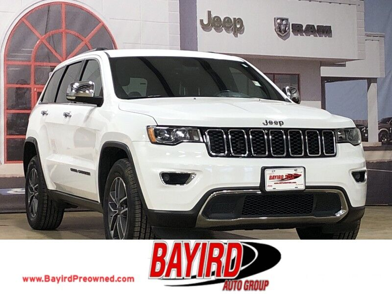 2017 Jeep Grand Cherokee Limited Paragould AR