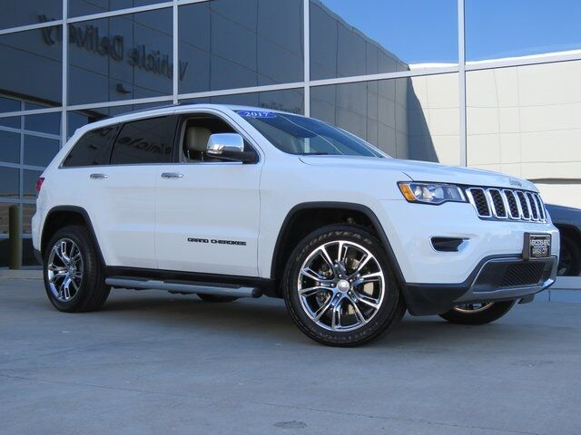 2017 Jeep Grand Cherokee Limited Kansas City MO